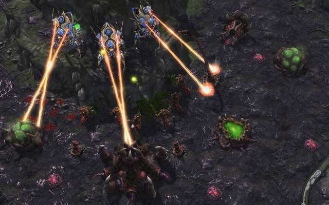 StarCraft II: Legacy of the Void screenshot 12