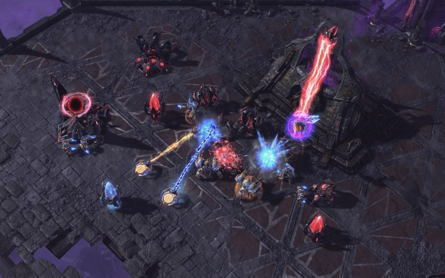 StarCraft II: Legacy of the Void screenshot 14