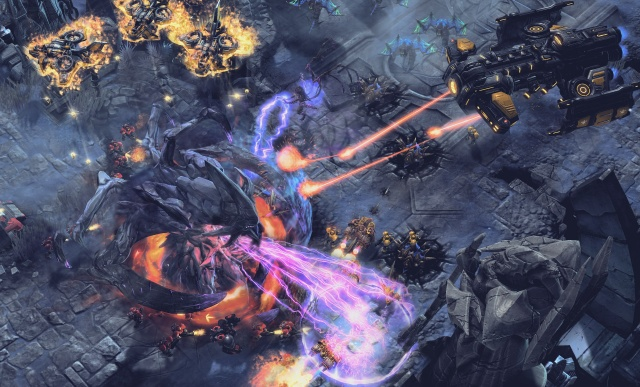 StarCraft II: Legacy of the Void screenshot 15