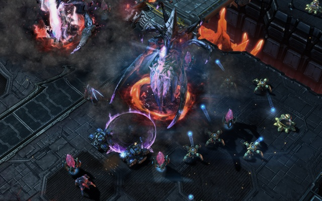 StarCraft II: Legacy of the Void screenshot 18
