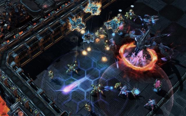 StarCraft II: Legacy of the Void screenshot 19