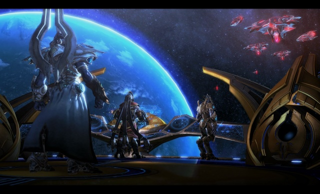 StarCraft II: Legacy of the Void screenshot 21