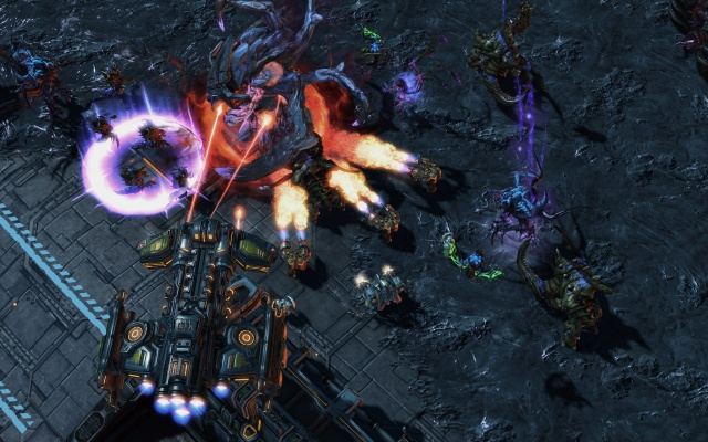 StarCraft II: Legacy of the Void screenshot 39