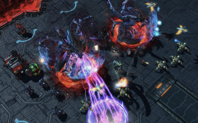 StarCraft II: Legacy of the Void screenshot 40