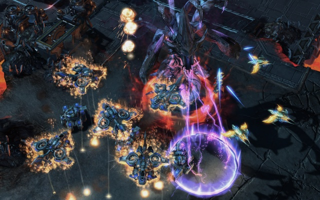 StarCraft II: Legacy of the Void screenshot 41