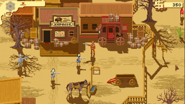 Westerado: Double Barreled screenshot 4