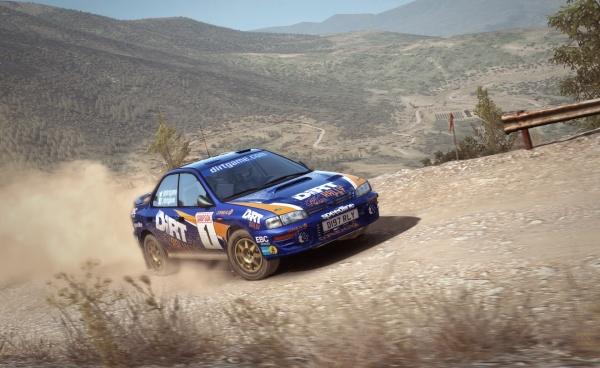 DiRT Rally screenshot 5