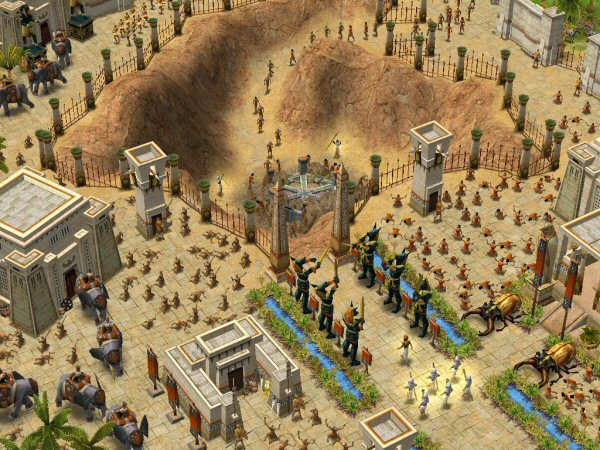 Titan excavation
