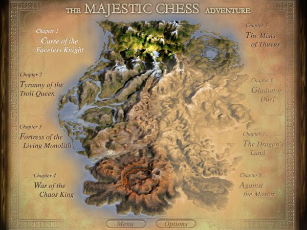 Hoyle Majestic Chess Screenshot 5 - PC - The Gamers' Temple