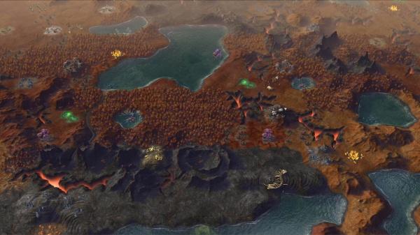 Civilization: Beyond Earth - Rising Tide screenshot 1