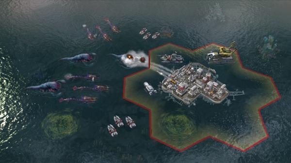 Civilization: Beyond Earth - Rising Tide screenshot 2