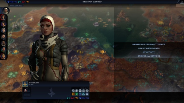 Civilization: Beyond Earth - Rising Tide screenshot 4