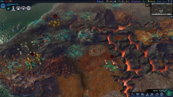 Civilization: Beyond Earth - Rising Tide screenshot 6