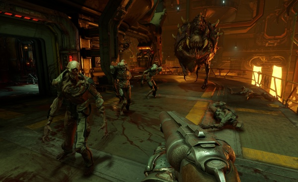 DOOM screenshot 6
