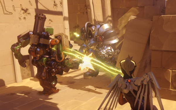 Overwatch screenshot 1