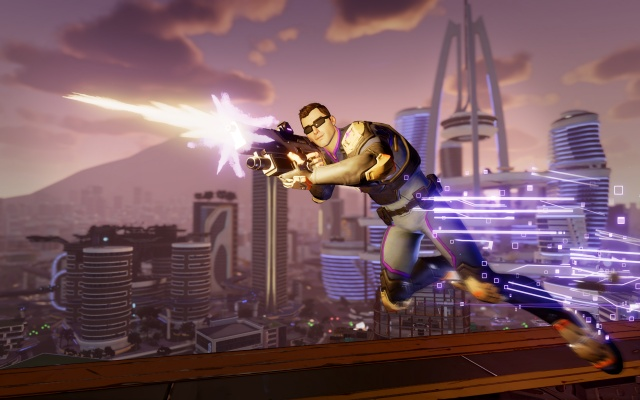 Agents of Mayhem screenshot 10