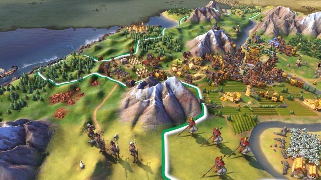 Civilization VI screenshot 1
