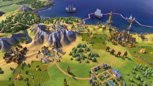 Civilization VI screenshot 7