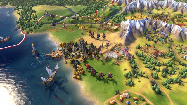 Civilization VI screenshot 8