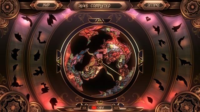 Glass Masquerade screenshot 1