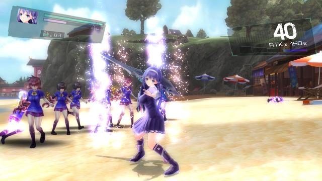 Valkyrie Drive -Bhikkhuni- screenshot 7