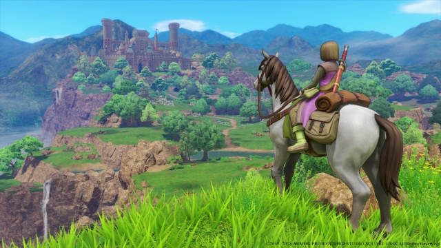 Dragon Quest XI: Echoes of an Elusive Age screenshot 30