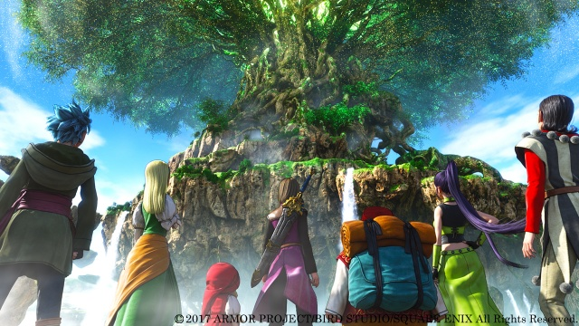 Dragon Quest XI: Echoes of an Elusive Age screenshot 41