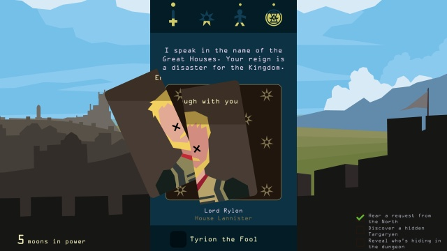 Reigns: Game of Thrones screenshot 11