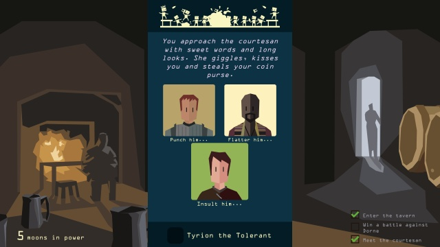Reigns: Game of Thrones screenshot 13