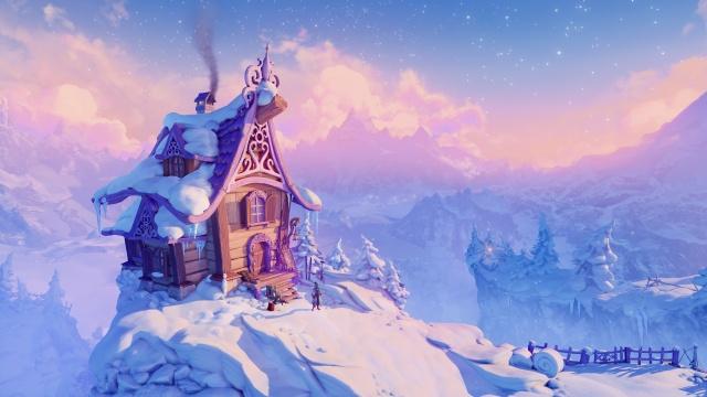 Trine 4: The Nightmare Prince screenshot 1