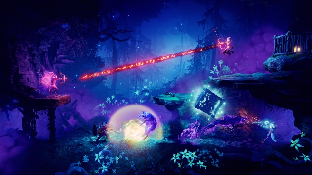 Trine 4: The Nightmare Prince screenshot 3
