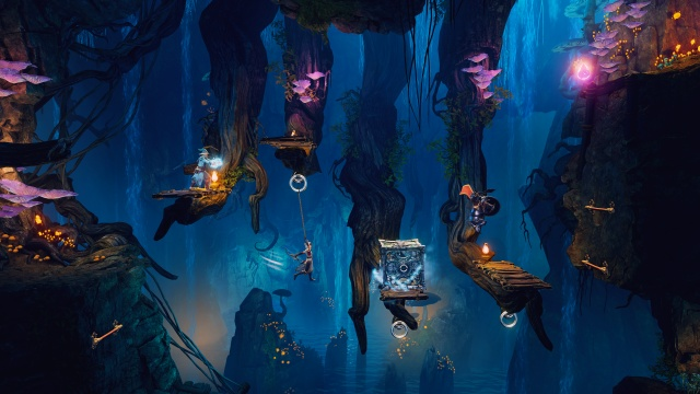Trine 4: The Nightmare Prince screenshot 9