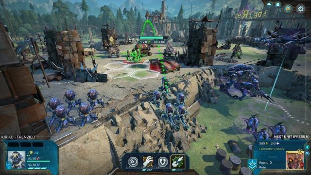 Age of Wonders: Planetfall screenshot 11