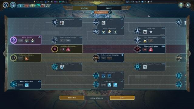 Age of Wonders: Planetfall screenshot 13