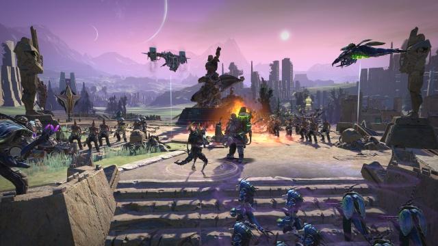 Age of Wonders: Planetfall screenshot 14