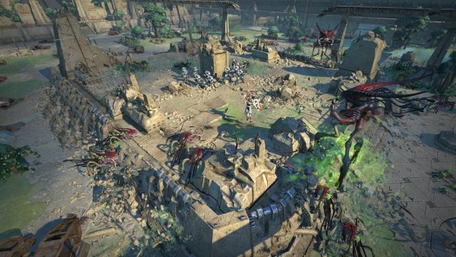 Age of Wonders: Planetfall screenshot 15