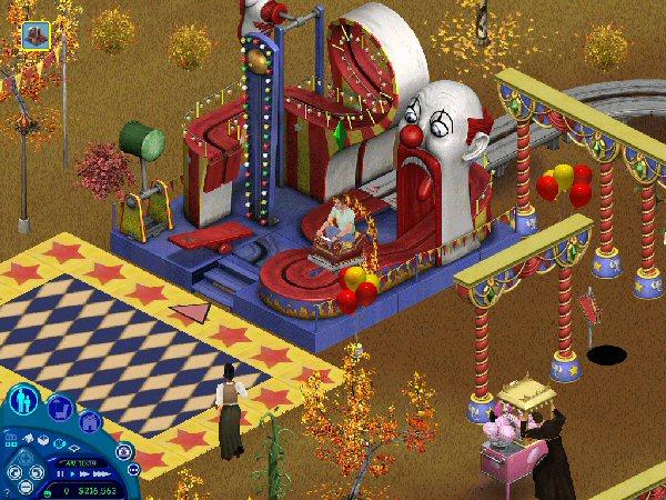 On a magic coaster ride