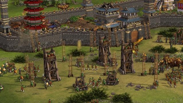 Stronghold: Warlords screenshot 2
