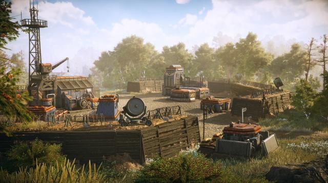 Iron Harvest screenshot 4