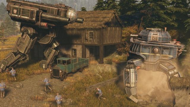 Iron Harvest screenshot 8