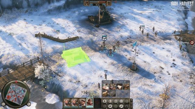 Iron Harvest screenshot 18