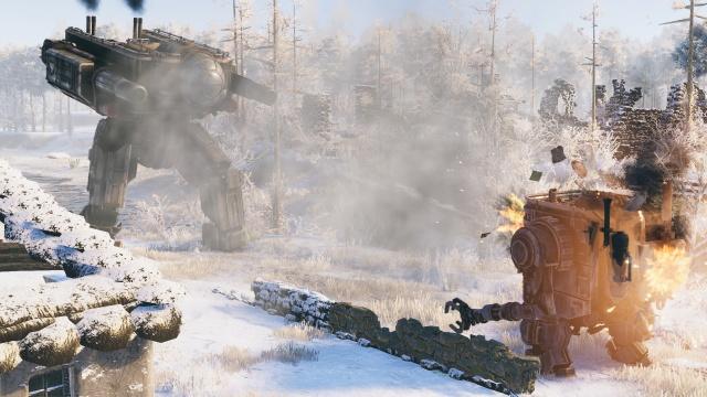 Iron Harvest screenshot 21