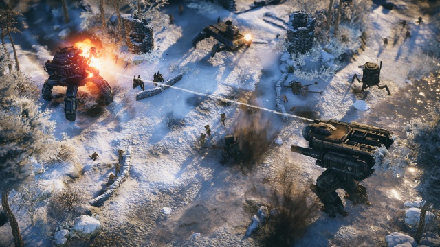 Iron Harvest screenshot 24