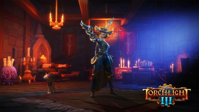 Torchlight III screenshot 1