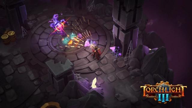 Torchlight III screenshot 5