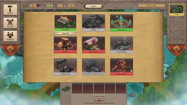 Fort Triumph screenshot 11