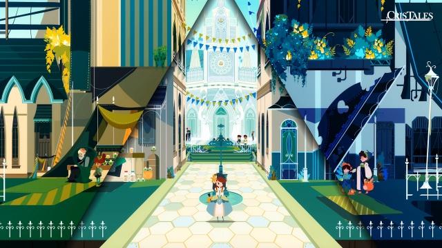 Cris Tales review screenshot