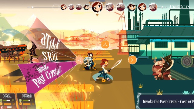 Cris Tales screenshot 4