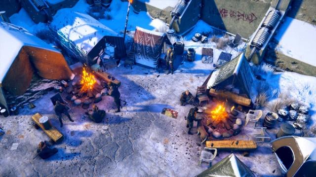 Wasteland 3 screenshot 1