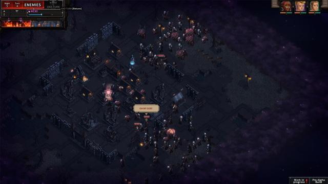 The Last Spell screenshot 2